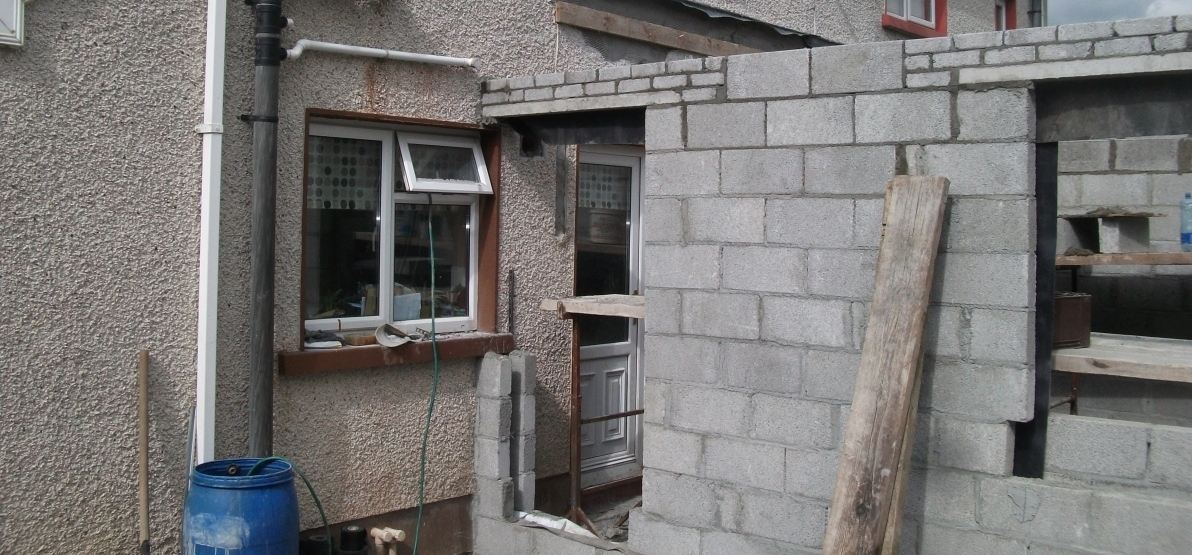 Building Extensions Offaly