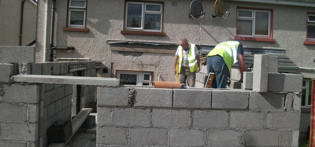 Builder Offaly