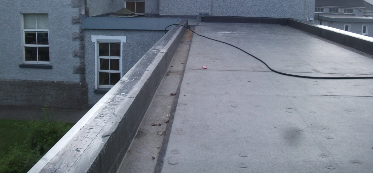Flat Roofing Offaly